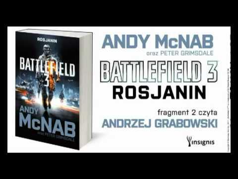Battlefield 3: Rosjanin - fragment 2/4 - czyta Andrzej Grabowski