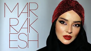 HOW TO: Going-out Glamour ft. Matte Lipstick in Marrakesh | MAC Cosmetics