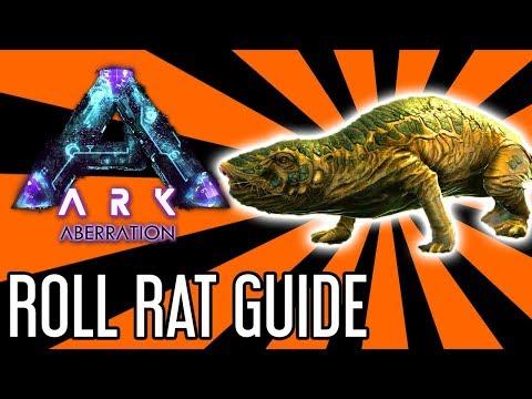 Roll Rat Guide for ARK: Aberration