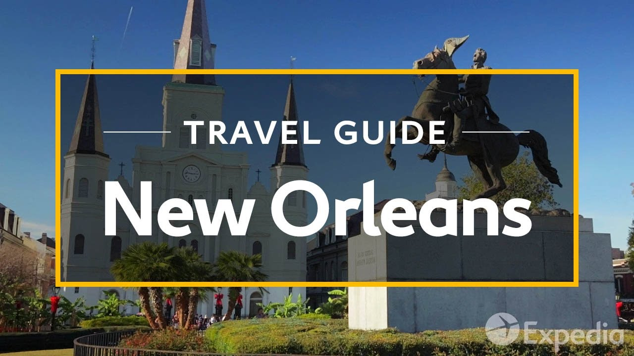 New Orleans Vacation Travel Guide Expedia YouTube - New orleans vacations