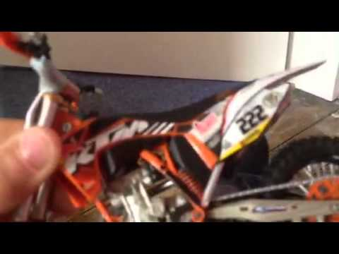 Kx 450 And Ktm 450 Toys Youtube