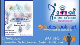Best CS Professional Books - Live Review of book - ITSA - Information Technology and System Audit