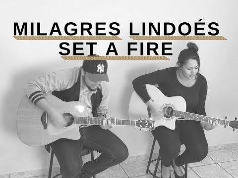 Milagres/Lindo és/acende o fogo/ Só Quero Ver Você COVER Beatriz&Daniel