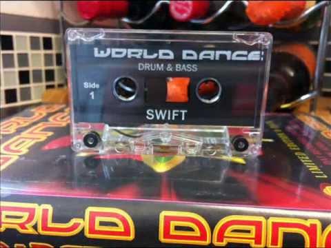 Mampi Swift & MC's iC3 + Fatman D @ World Dance (Bagleys 2001)