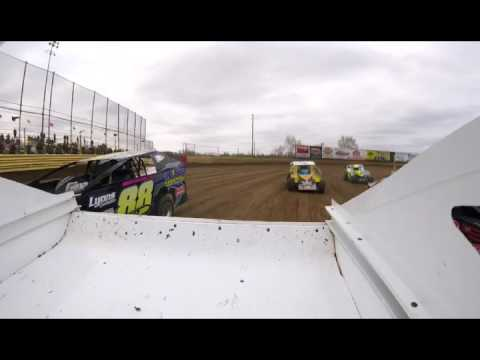 New Egypt speedway rookie feature 4-15