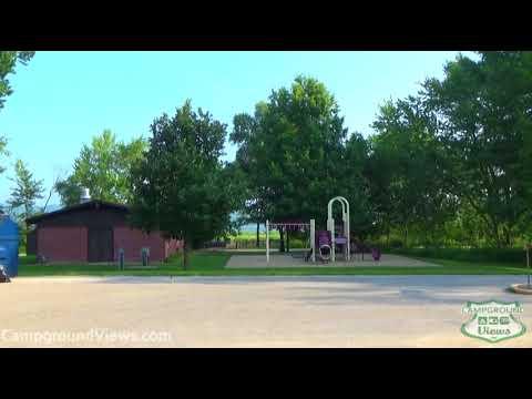 Fisherman's Corner North Recreation Area Hampton Illinois IL - CampgroundViews.com