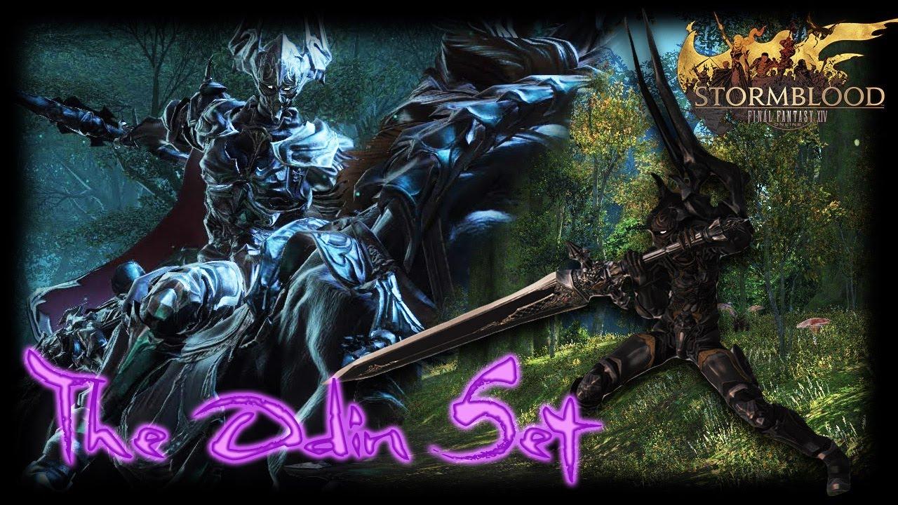 Dark Divinity Glamour Set