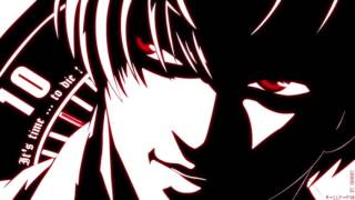 Death Note - (Kira's Theme D) Music