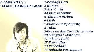Gambar cover Mp3 Hits - 14 Lagu Terbaik Ari Lasso