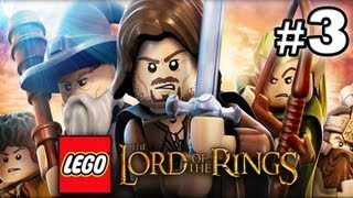 LEGO Lord of The Rings : Episode 3 - Weathertop 1/2 (HD) (Gameplay)