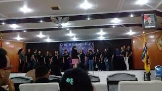 """UKM paduan suara """"Bahana Suara Merdeka"""" Universitas Merdeka Malang"""