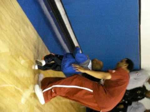 Cato June & Terrance Jackson Celebrity Basketball Game Part 3