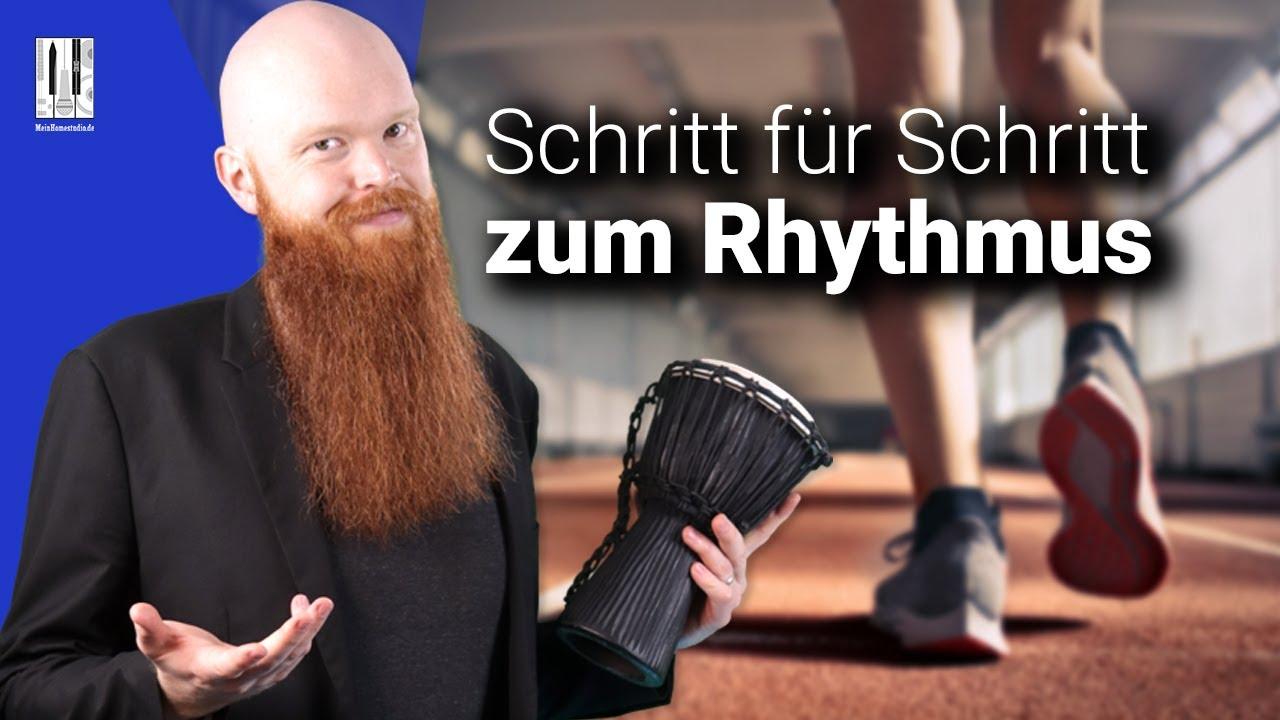 Rhythmus in den Beinen | Musik aus einer Gehmeditation | Rhythmus Explorer