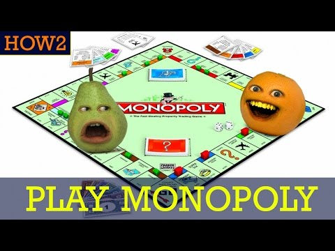 HOW2: How to Play Monopoly!