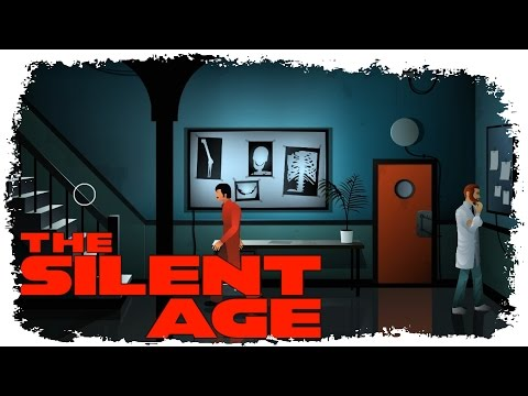 The Silent Age прохождение #3 ● Глава 5 - Труп ● Глава 6 - Остров ● Глава 7 - Дом