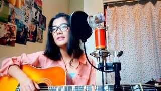 Estelle - American Boy Acoustic Cover by Diana Song