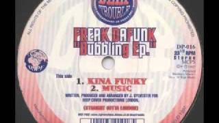 SPEED GARAGE - FREAK DA FUNK - BUBBLING EP - KINDA FUNKY