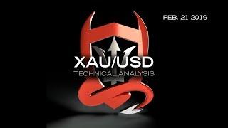 Gold Technical Analysis (XAU/USD) : Golden Impulse...  [02.21.2019]