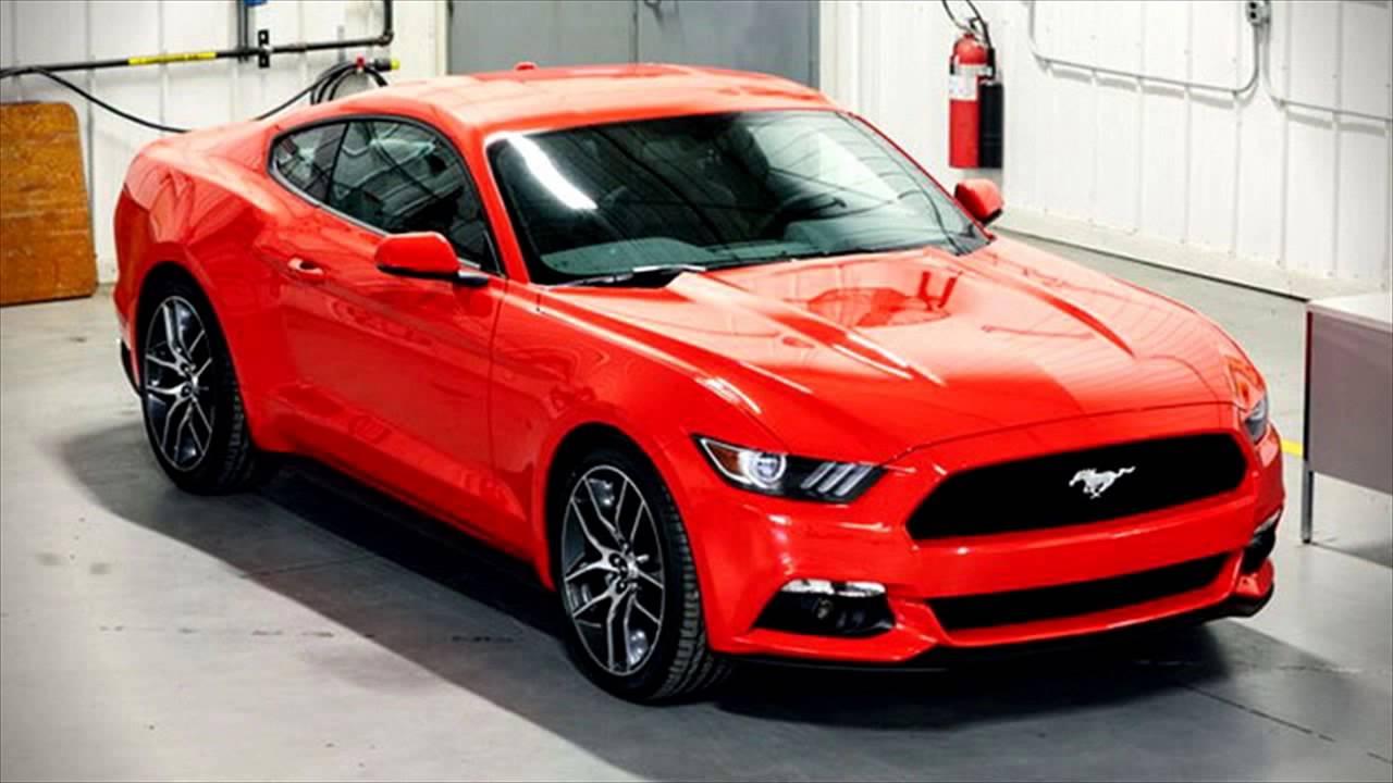 New Ford Mustang Hellcat Killer Youtube