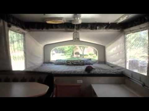 2004 Jayco Eagle Select Pop Up Travel Trailer In Carrollton TX