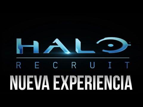 HALO RECRUIT - NUEVA EXPERIENCIA DE REALIDAD VIRTUAL - DEZCO