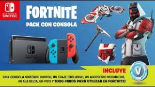 came out! fortnite in nintendo switch