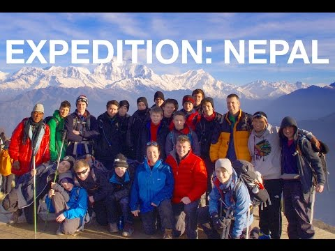 EXPEDITION: NEPAL