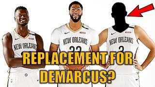 Meet the New Orleans Pelicans REPLACEMENT for Demarcus Cousins!