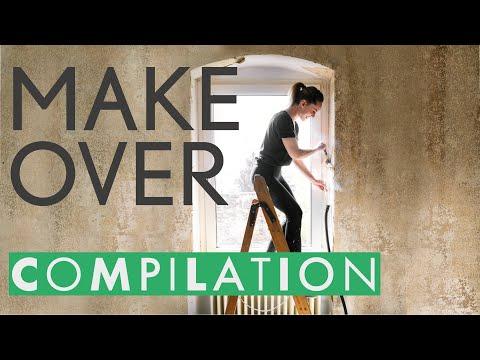 Make Over Compilation | Küche, Schlafzimmer, Esszimmer, Kinderzimmer, Flur | Jelena Weber