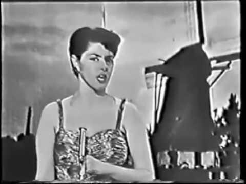 Eurovision 1959 Netherlands - Teddy Scholten - Een Beetje (Winner)
