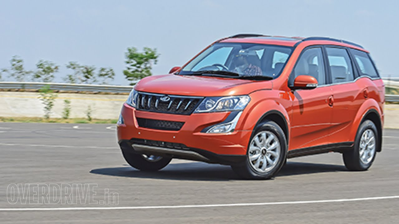 2015 Mahindra Xuv500 Facelift First Drive Review By