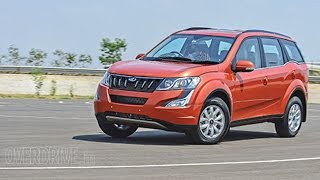 2015 Mahindra XUV500 (facelift) - First Drive Review by OVERDRIVE