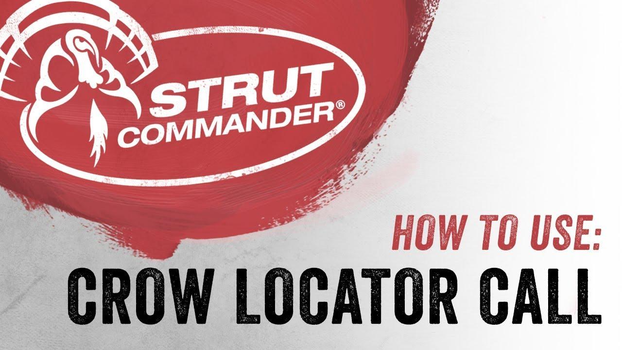 Strut Commander Turkey Mouth Call