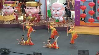 Dunhuang Fairies 梦.敦煌 - Colours of Dance Academy at Aberdeen Centre