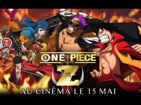 One Piece film Z - Bande annonce officielle HD VO - YouTube