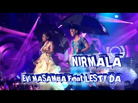 "EVI DA2 WITH LESTY DA ""NIRMALA"" #HUT SCTV 25 TAHUN"