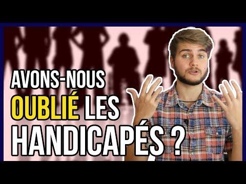 AVONS-NOUS OUBLIÉ LES HANDICAPÉS ? - L'Architecture de la Société