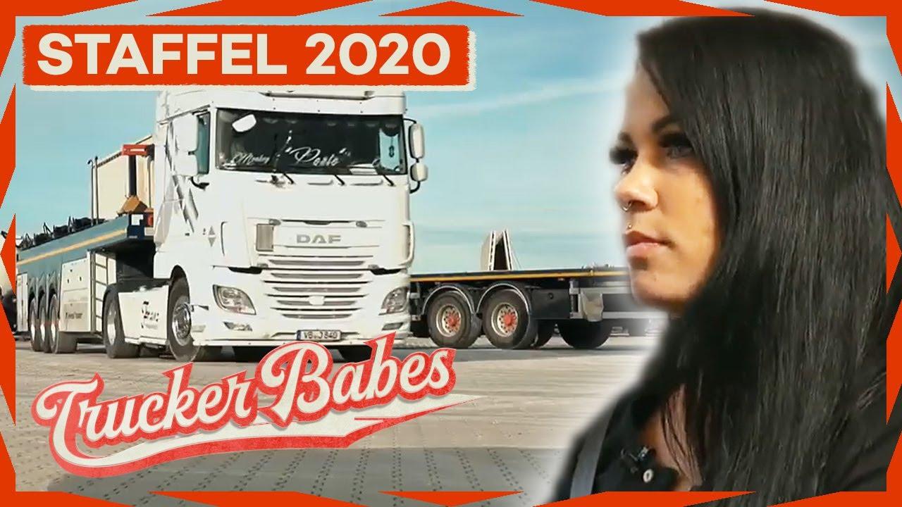 Trucker babe sabrina nackt