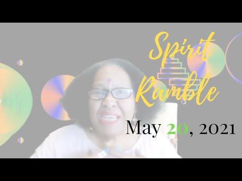 ? SPIRIT RAMBLE ?: Free! (I Already Know)
