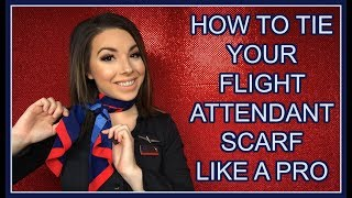 how-to-tie-your-flight-attendant-scarf-like-a-pro