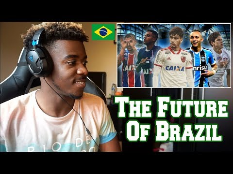 THE BEST YOUNG TALENTS IN THE BRAZILIAN LEAGUE  Reaction