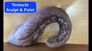 Tentacle Sculpt & Paint with Pal Tiya Premium