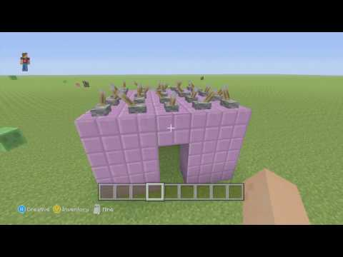 How to Make a Working Time Machine in Minecraft Xbox 360 Without Mods (100% Real)