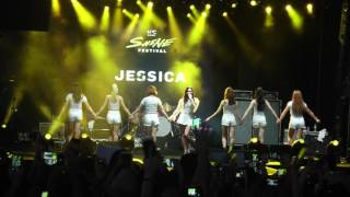 Jessica Jung  Wonderland, Big Mini World, (Fly and Falling Crazy In Love Collab With Natalie Ong)