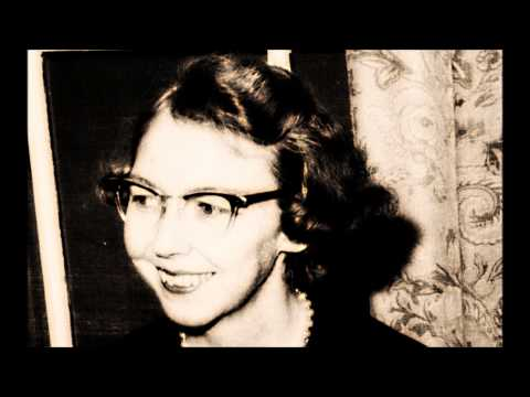 "Hear a Rare Recording of Flannery O'Connor Reading ""A Good Man is Hard to Find"" (1959)"