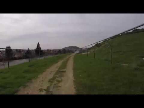 Mountain Biking (Porter Ranch, CA)