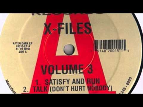 X-Files - Volume 3 (Keep On Pressing On)