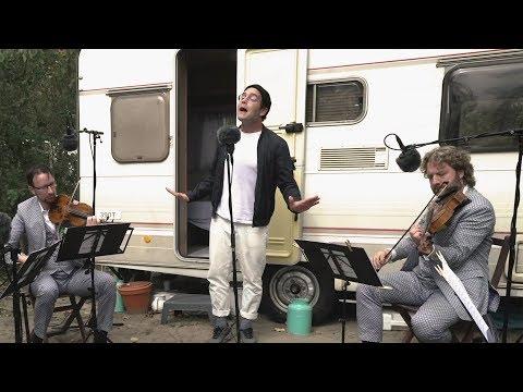 Bosse - Augen Zu Musik An Feat. Kaiser Quartett