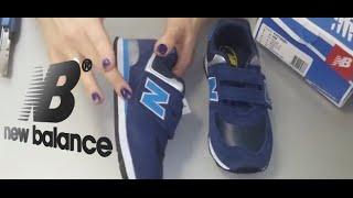 Детские кроссовки - Обзор реплики New Balance с Таобао