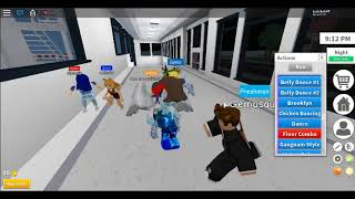 ePiC dAnCE mOves oN rOBlox